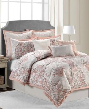 Sunham Closeout! Cambridge 10-Pc. Full Comforter Set Bedding