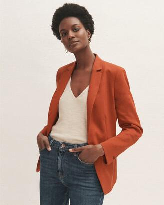 Jigsaw Portofino Linen Jacket