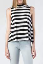 Splendid Striped Mock Tank