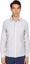 Jack Spade Men's Grant Double Face Chambray Button Down Shirt
