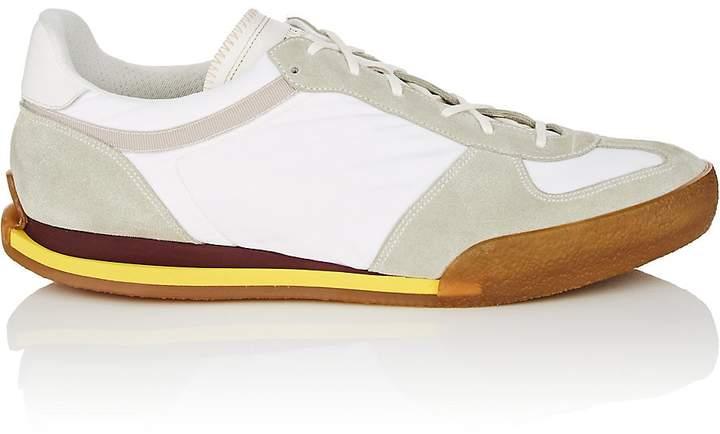 Givenchy Men's Mixed-Material Sneakers