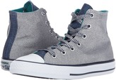 Converse Chuck Taylor All Star Shine Hi Girl's Shoes