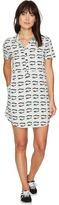 Vans Kendra Dandy Short Sleeve Dress Women's Dress