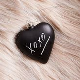 west elm Chalkboard Heart Ornament