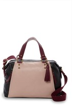 Elliott Lucca Corina Leather Satchel