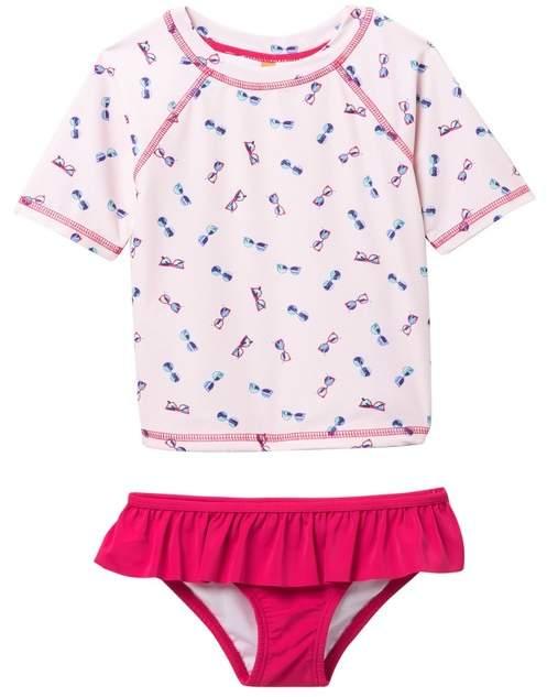 06d8e4287e Kids Ruffle Skirt Bathing Suit - ShopStyle