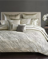 Donna Karan Modern Pulse Full/Queen Duvet Cover