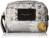 Marc Jacobs Small B.y.o.t. Mixed Daisy Flower Cosmetics Case