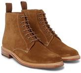 Grenson Fergal Suede Boots