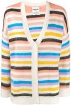 Essentiel Antwerp striped cardigan