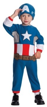 BuySeasons Captain America Big Boy Costume