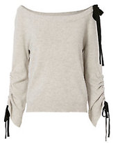Exclusive for Intermix Lena Off-The-Shoulder Sweater
