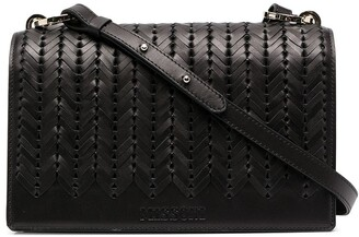 Missoni Woven Cross-Body Satchel