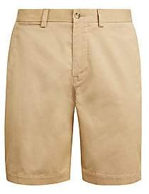 Polo Ralph Lauren Men's Stretch Military Slim-Fit Shorts