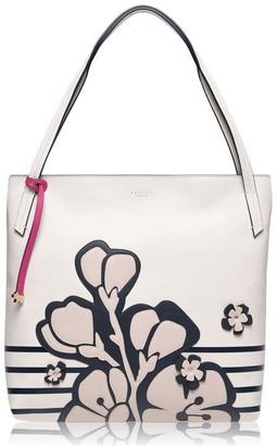 Radley Willow cherry blossom large hobo bag
