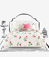 Kate Spade Willow Court Scattered Floral Twill Comforter Mini Set