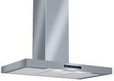 Bosch DWB09W452B Chimney Cooker Hood, Brushed Steel