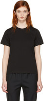 Comme des Garcons Black Cotton T-Shirt