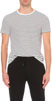 Polo Ralph Lauren Cotton-blend stripe t-shirt