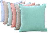 """Victoria Classics Bazy 18"""" Square Decorative Pillow"""