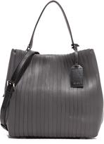 DKNY Pleated Bucket Bag