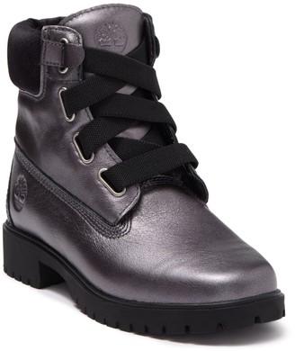Timberland Jayne Metallic Waterproof Boot