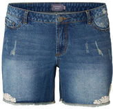 Junarose Cut-Off Denim Shorts