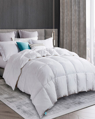 Martha Stewart White Goose Down And Feather Comforter