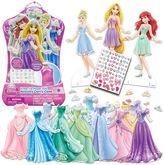 Disney Princesses Dress-Up Paper Doll Activity Carry Case