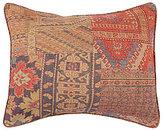 Pine Cone Hill Anatolia Kilim Patchwork Linen Sham