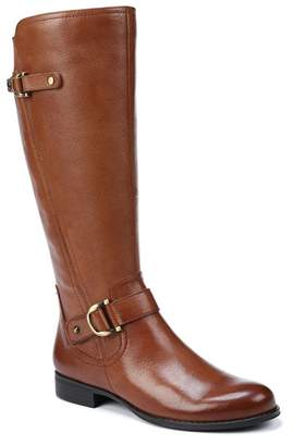Naturalizer Jillian Knee High Leather Boot - Wide Calf & Wide Width Available