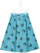 Bobo Choses beach ball print skirt