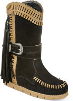 Mojo Moxy Nomad Western Wedge Boots