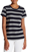 Michael Stars Big Stripe Short Sleeve Tee