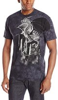 The Mountain Silver Dragon T-Shirt