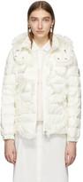 Simone Rocha Moncler Genius 4 Moncler White Down Jacket