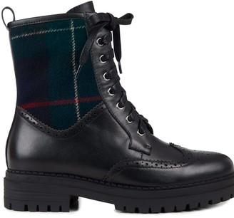 Yull Shoes Orkney Tartan