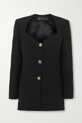 Versace Cady Mini Dress - Black