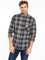 Selected Long Sleeve Checked Shirt