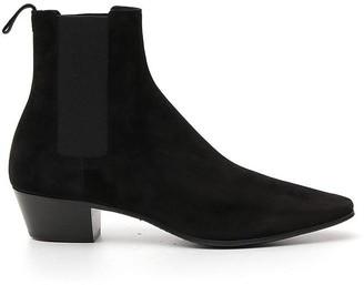 Saint Laurent Chelsea Ankle Boots