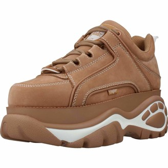 Buffalo London 1339-14 2.0 Womens Sneaker Beige 4 UK (37 EU)