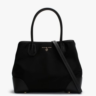 Michael Kors Mercer Gallery Black Tote Bag