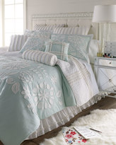 Pine Cone Hill Queen Embroidered Hem Sheet Set