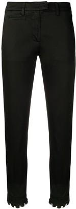 Dondup Black Skinny Trousers
