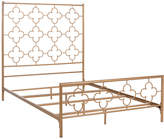 Safavieh Morris Lattice Metal Bed