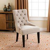 Abbyson Living Bella Linen Dining Chair