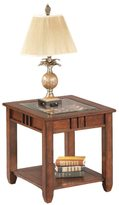 Progressive Mission Hills Brown Cherry End Table