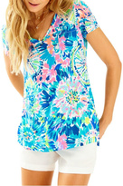 Lilly Pulitzer Tie Dye Tee