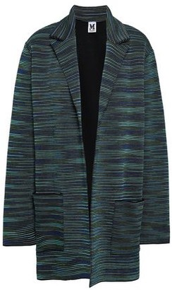 M Missoni Crochet-knit Wool-blend Jacket
