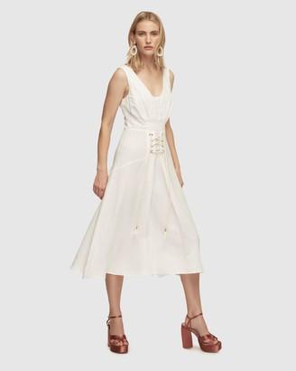 Lover Eden Midi Dress
